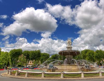 Aix en Provence und Cezanne