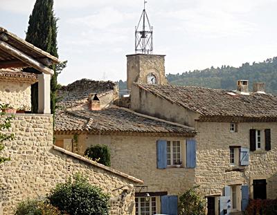 Die Dörfer des Luberon